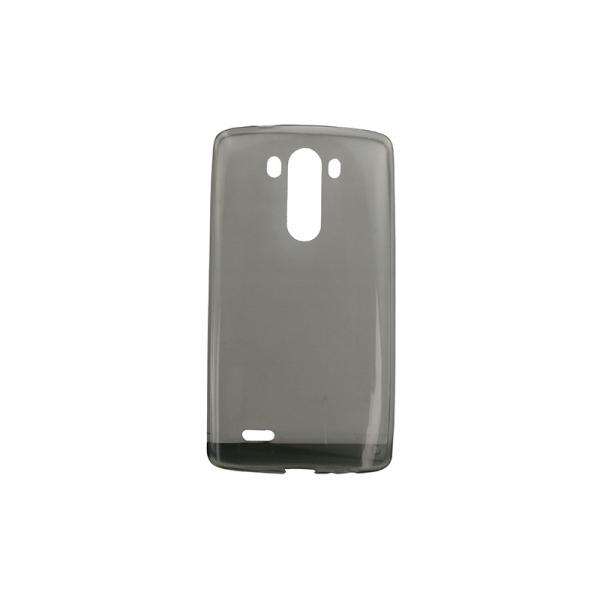 Husa Invisible LG G3 D855 Negru 0
