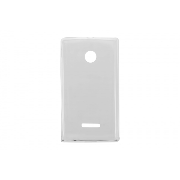 Husa Invisible Microsoft 435 Lumia Transparent 0