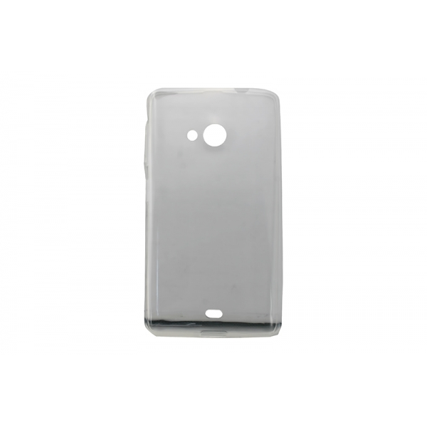 Husa Invisible Microsoft 535 Lumia Transparent 0