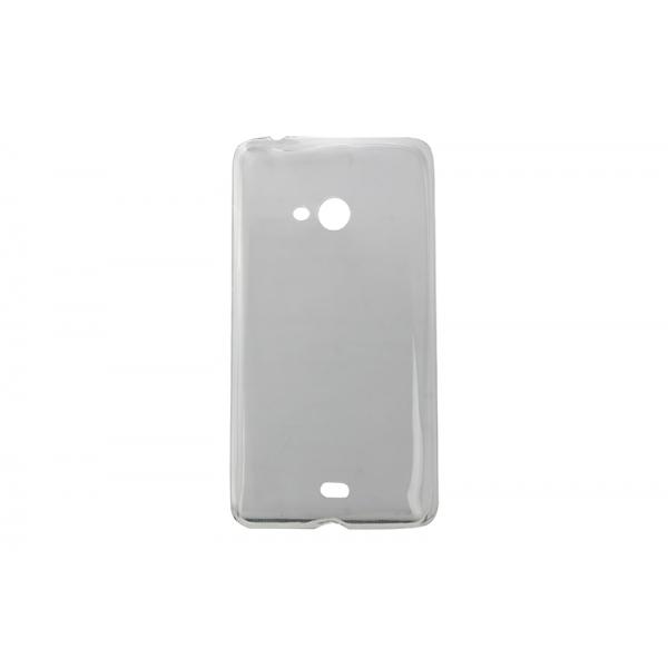 Husa Invisible Microsoft 540 Lumia Transparent 0