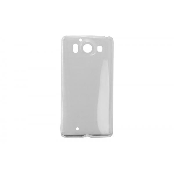 Husa Invisible Microsoft 950 Lumia Transparent  0