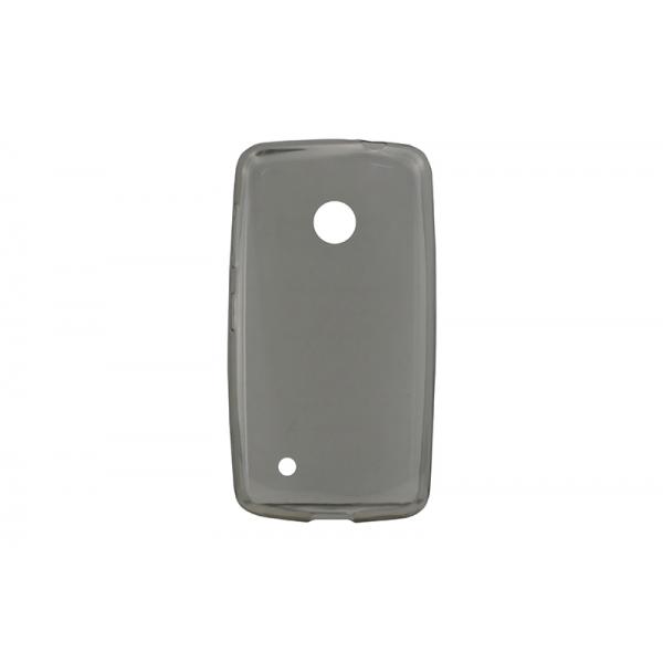 Husa Invisible Nokia 530 Lumia Negru 0