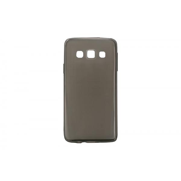 Husa Invisible Samsung Galaxy A3 A300 Negru 0