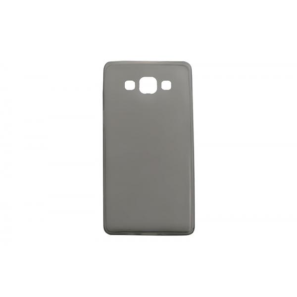 Husa Invisible Samsung Galaxy A5 A500 Negru 0