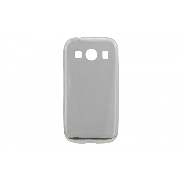Husa Invisible Samsung Galaxy Ace4 G357 Transparent 0