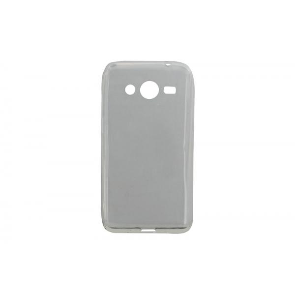 Husa Invisible Samsung Galaxy Core2 G355 Transparent [0]
