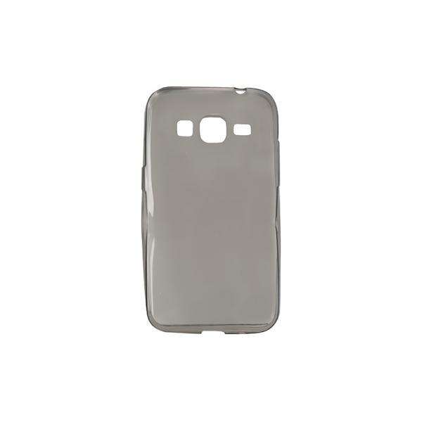 Husa Invisible Samsung Galaxy Core Prime G360 Negru 0