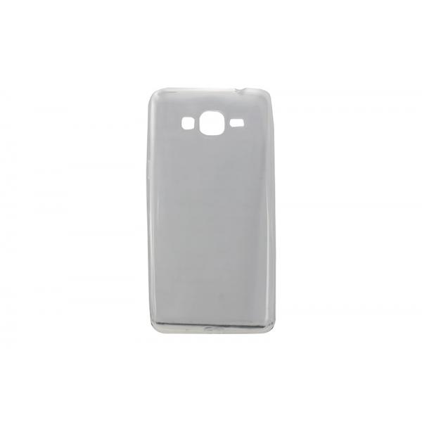 Husa Invisible Samsung Galaxy Grand Prime G530 Transparent 0