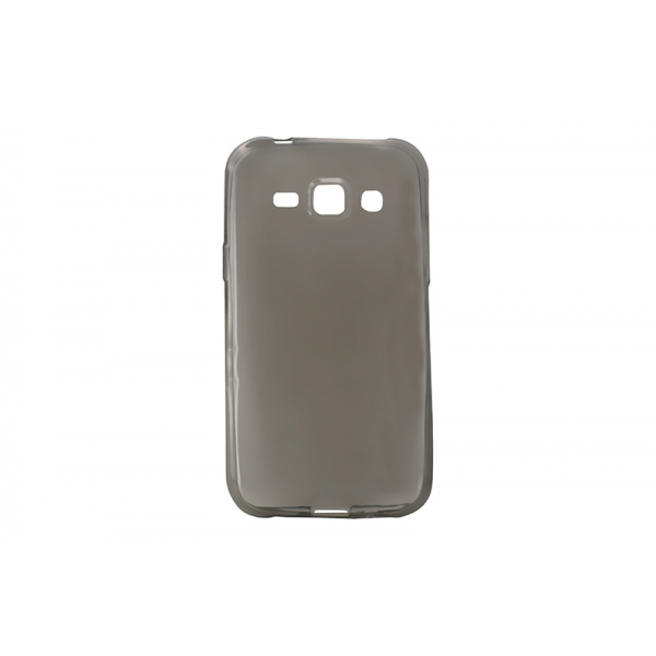 Husa Invisible Samsung Galaxy J1 J100 Negru 0