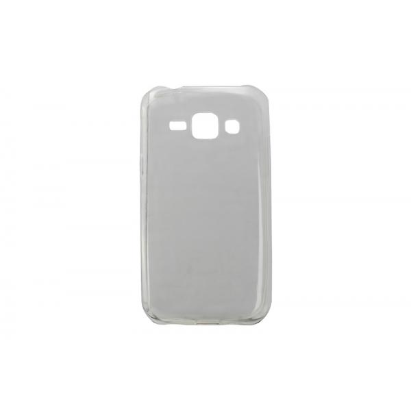 Husa Invisible Samsung Galaxy J1 J100 Transparent 0