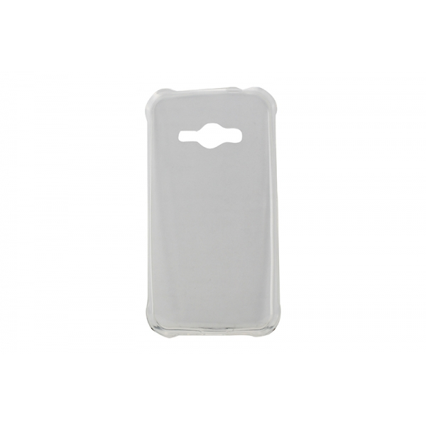 Husa Invisible Samsung Galaxy J1 Ace J110 Transparent 0
