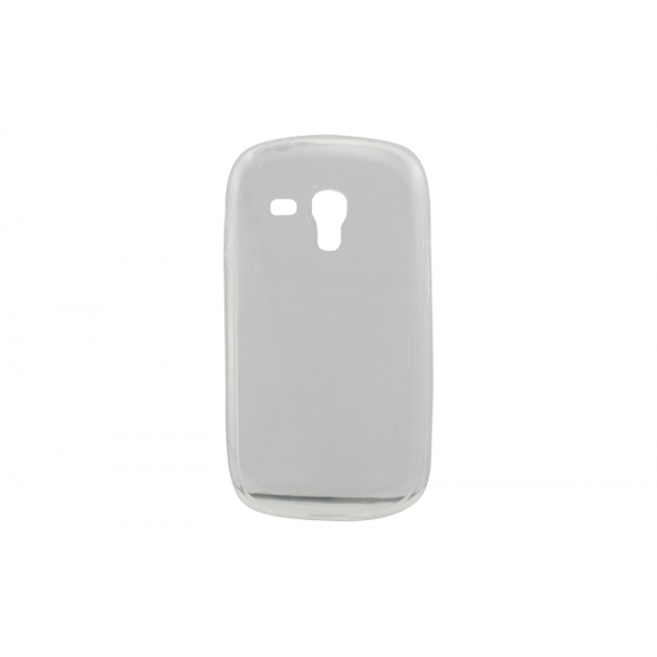 Husa Invisible Samsung Galaxy S3 Mini I8190 Transparent 0