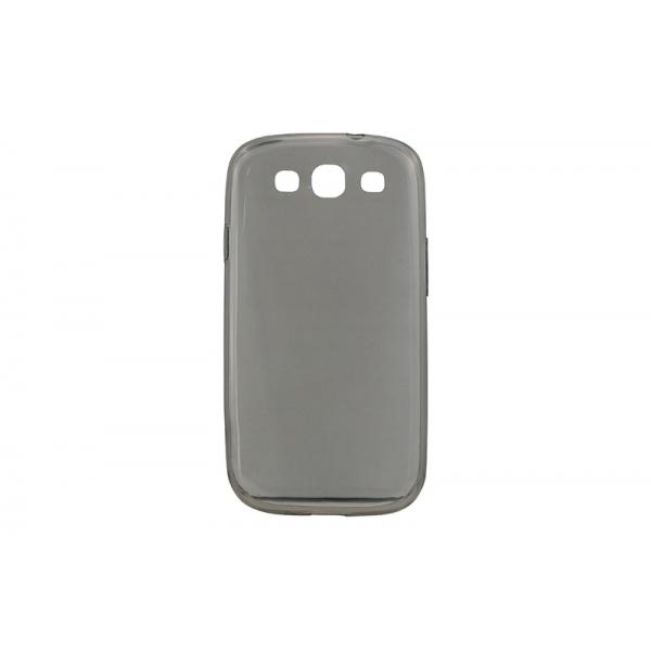 Husa Invisible Samsung Galaxy S3 I9300 Negru 0