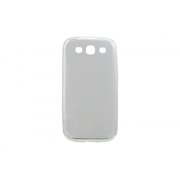 Husa Invisible Samsung Galaxy S3 I9300 Transparent 0