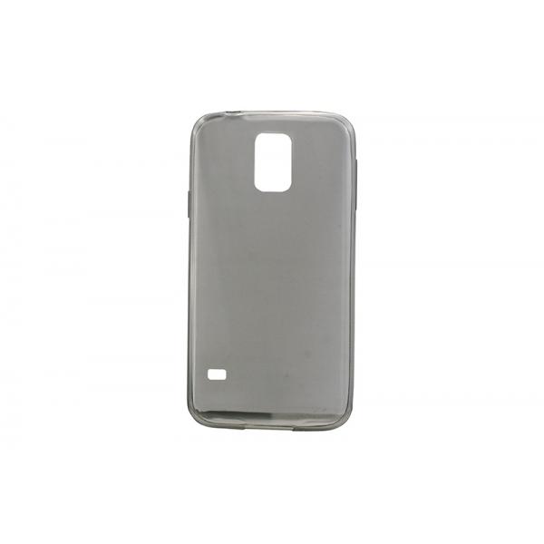 Husa Invisible Samsung Galaxy S5 G900 Negru 0