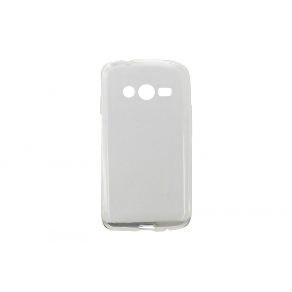 Husa Invisible Samsung Galaxy Trend Lite2/Ace NXT Transparent 0