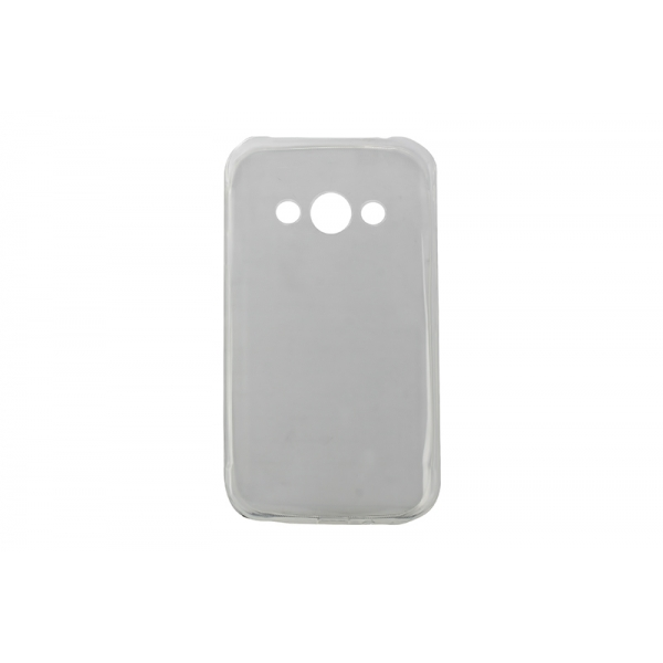 Husa Invisible Samsung Galaxy Xcover3 G388 Transparent [0]