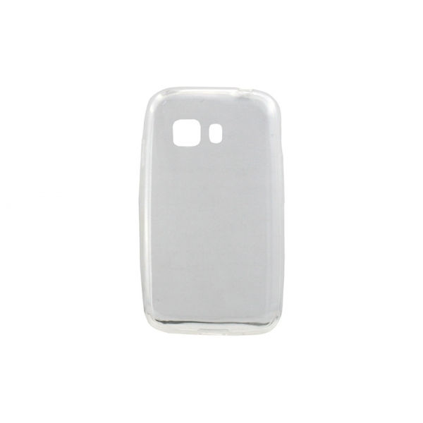 Husa Invisible Samsung Galaxy Young2 G130 Transparent 0