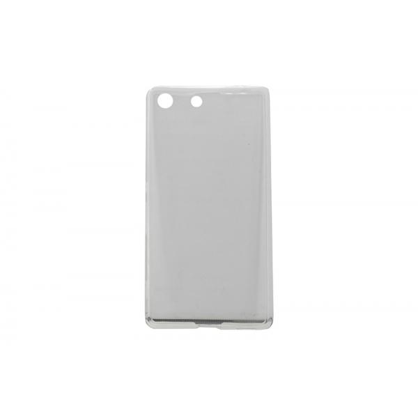 Husa Invisible Sony Xperia M5 Transparent 0
