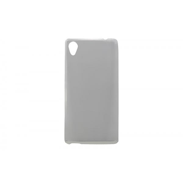 Husa Invisible Sony Xperia M4 Aqua Transparent [0]