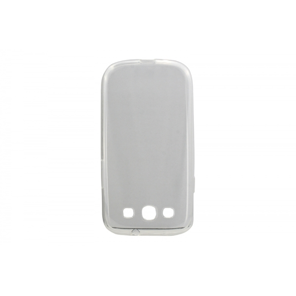 Husa Silicon Samsung Galaxy S3 I9300 Transparent 0