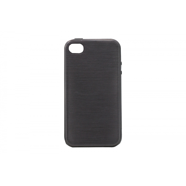 Husa Wavy iPHONE 4/4S Gri [0]