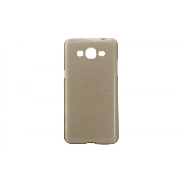 Husa Wavy Samsung Galaxy Grand Prime G530 Auriu 0