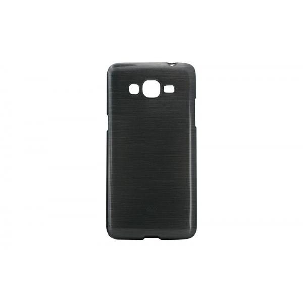 Husa Wavy Samsung Galaxy Grand Prime G530 Gri [0]