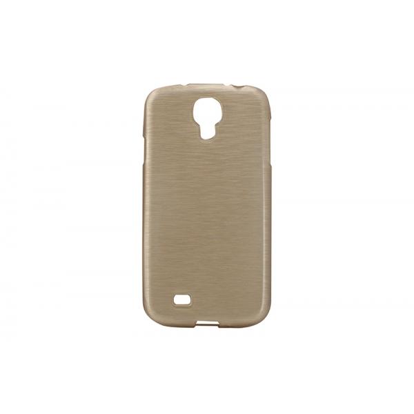 Husa Wavy Samsung Galaxy S4 I9500 Auriu [0]