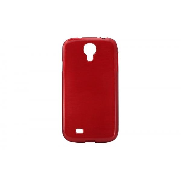 Husa Wavy Samsung Galaxy S4 I9500 Rosu 0