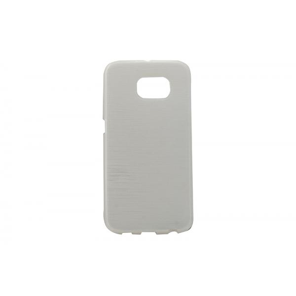 Husa Wavy Samsung Galaxy S6 G920 Alb [0]