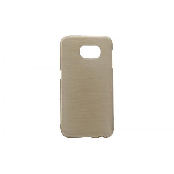 Husa Wavy Samsung Galaxy S6 G920 Auriu [0]