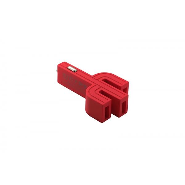 USB Adaptor My-Cactus Rosu 0