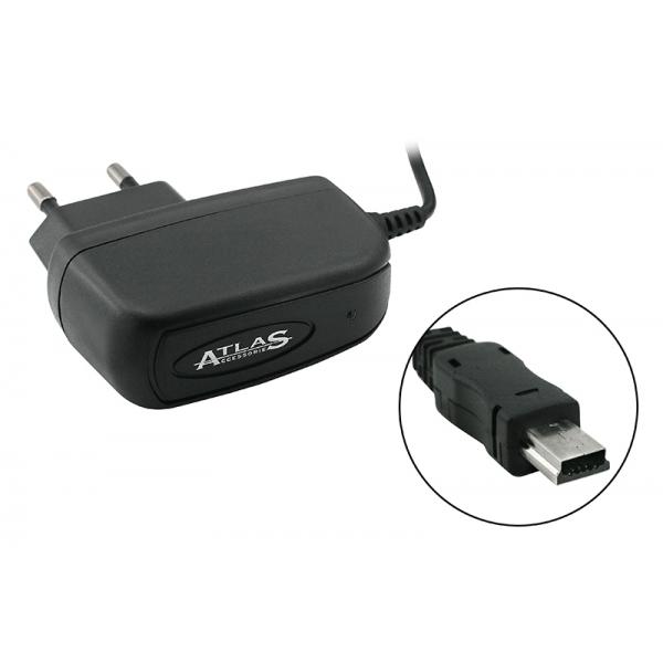 Incarcator Voiaj Mini USB 0