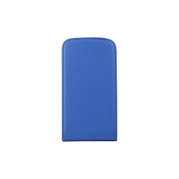 Toc Hard Flip iPHONE 4/4S Albastru 0