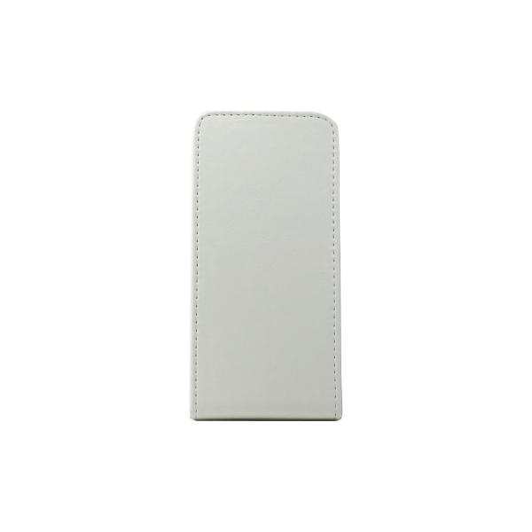 Toc Hard Flip iPHONE 5/5S Alb 0