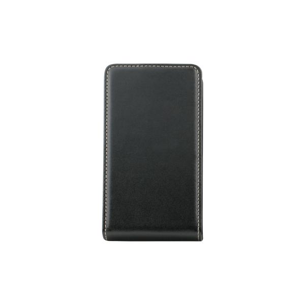 Toc Hard Flip Nokia 520/525 Lumia Negru [0]