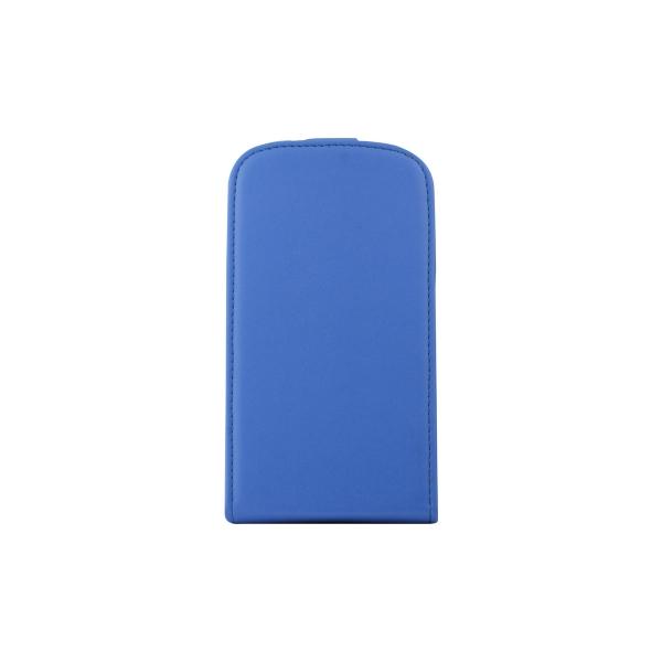Toc Hard Flip Samsung Galaxy S4 Mini i9190 Albastru 0
