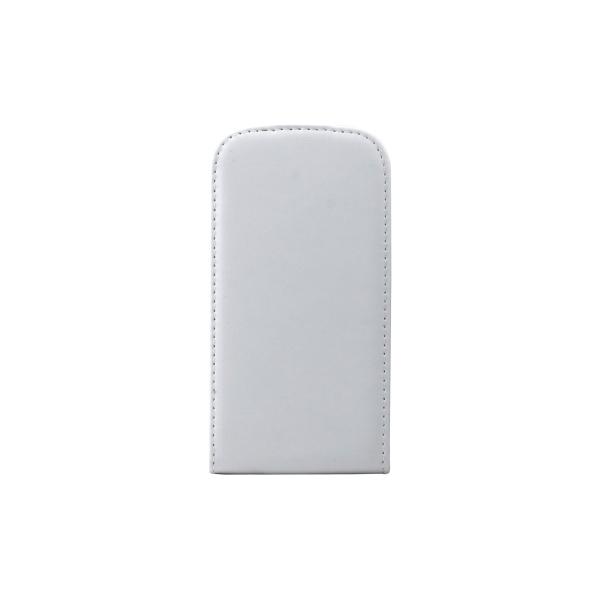 Toc Hard Flip Samsung Galaxy Trend Lite S7390 Alb 0