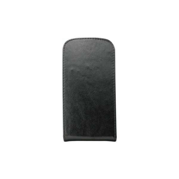 Toc Hard Flip Samsung Galaxy S3 Mini I8190 Negru 0
