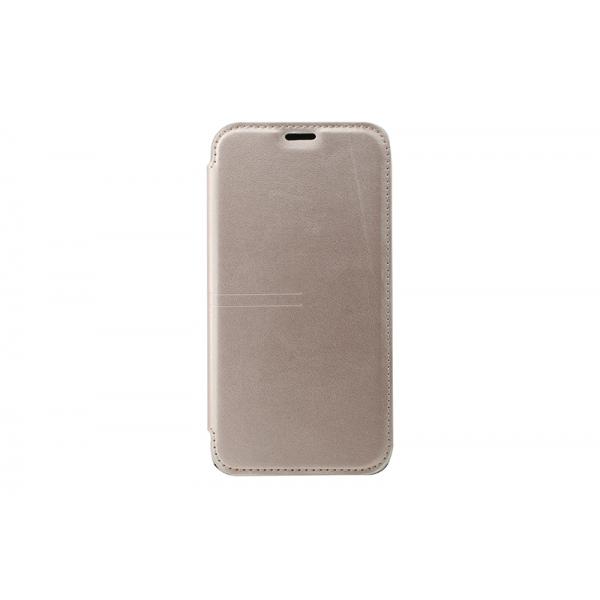 Toc Book Samsung Galaxy S5 G900 Auriu [0]
