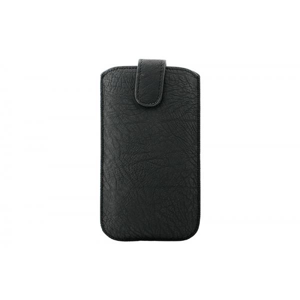 Toc Rustic Samsung Galaxy S5 Negru 0