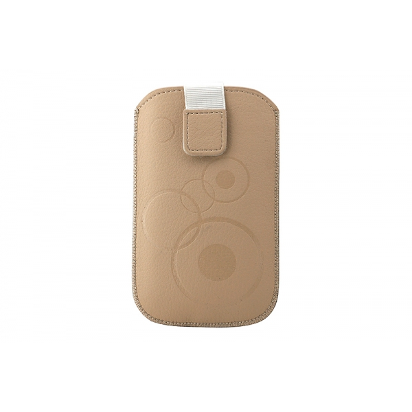 Toc Slim iPHONE 4/Samsung Ace Cappucino 0