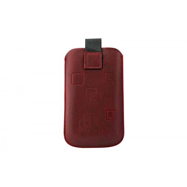 Toc Slim iPHONE 4/Samsung Ace Rosu [0]
