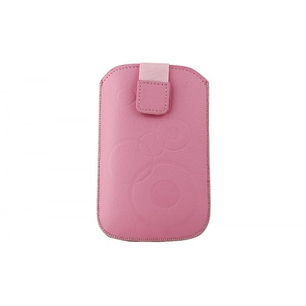 Toc Slim iPHONE 4/Samsung Ace Roz 0