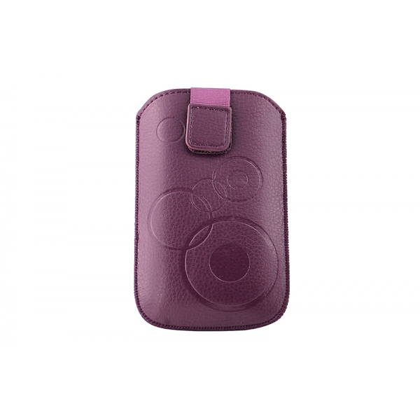 Toc Slim iPHONE 4/Samsung Ace Violet 0