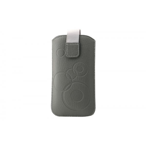 Toc Slim iPHONE 5/5S/5C Gri 0