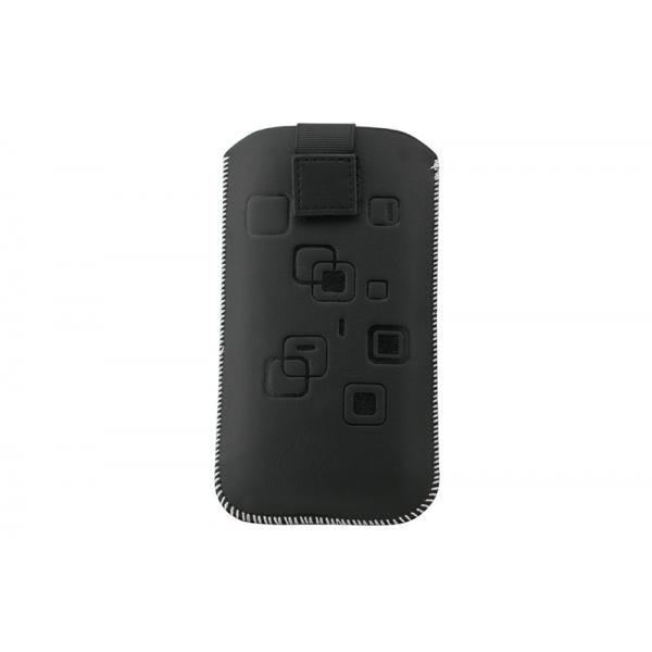 Toc Atlas Slim Apple Iphone 5/5S Negru 0