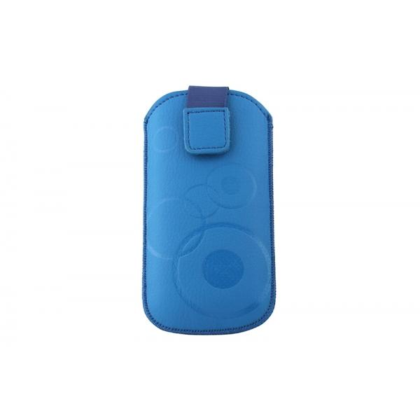 Toc Slim Nokia E52/X1-00/100 Albastru [0]