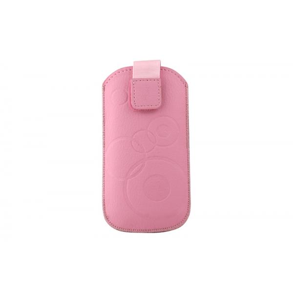 Toc Slim Nokia E52/X1-00/100 Roz 0